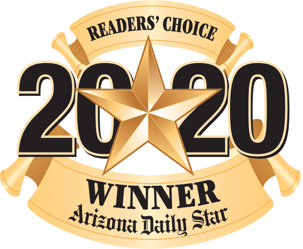 Best Floor Plan Service - Arizona Daily Star reader's choice award - FloorPlansFirst